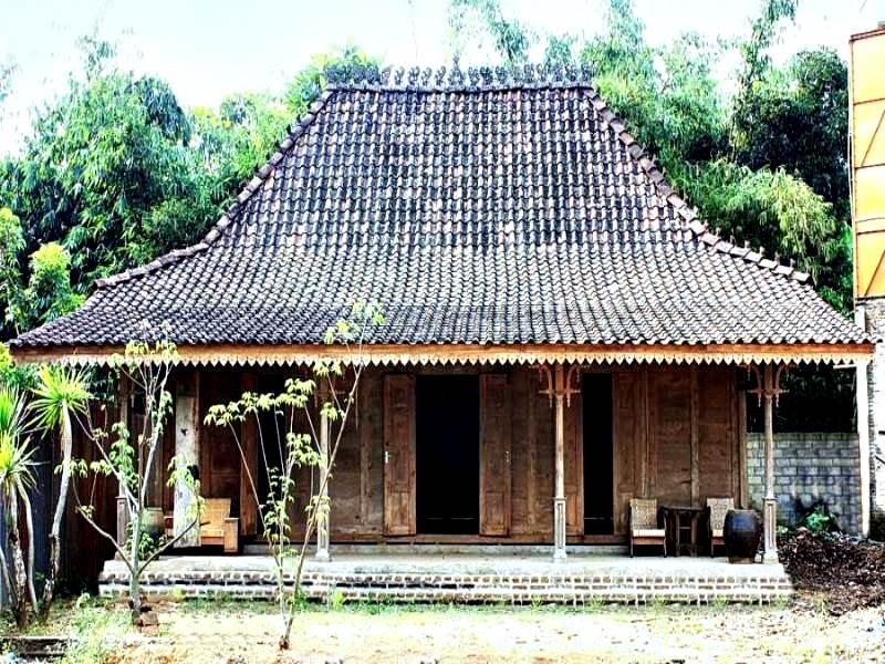 Rumah Jawa Limasan Jawa Tengah