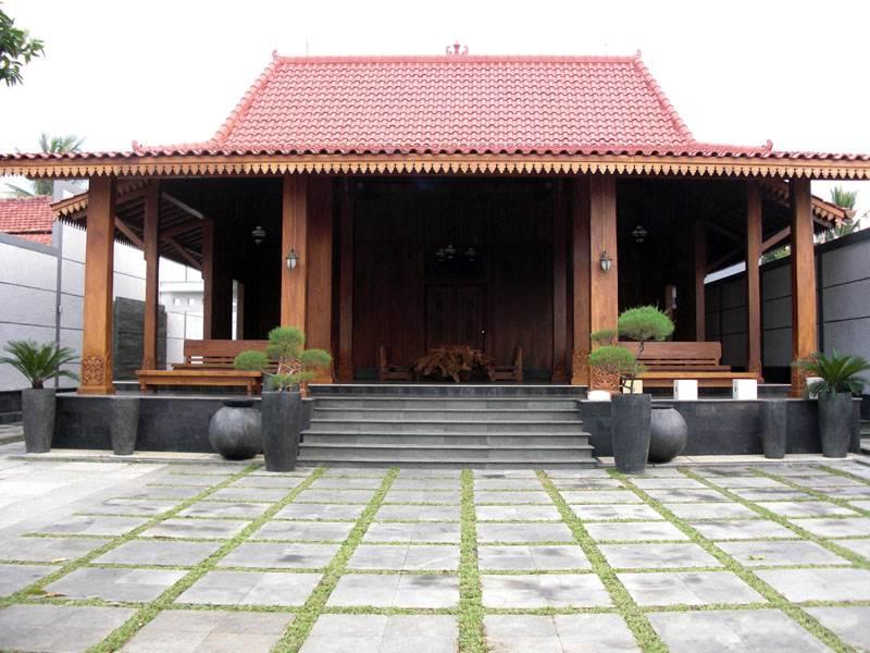 Rumah Limasan Purwodadi